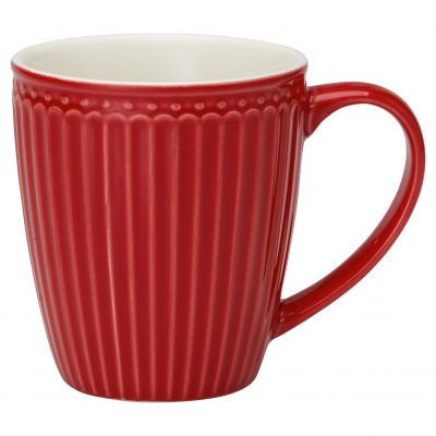 GreenGate Becher Alice Red
