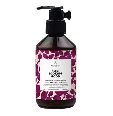 The Gift Lable Handlotion